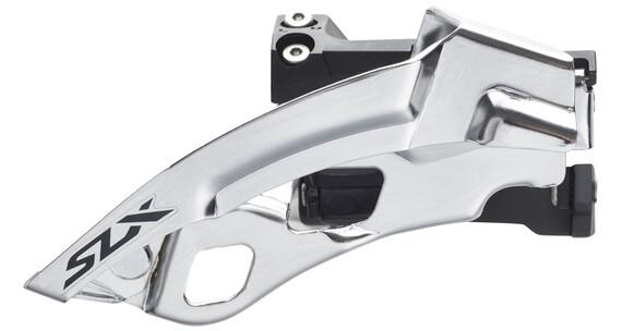 Shimano SLX FD-M7005 Umwerfer Schelle tief 3x10 Top Swing Schwarz